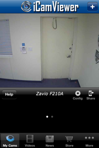 Just another WordPress site | iCamViewer iPhone App for CCTV and IP